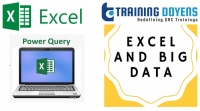 Excel - Importing and Manipulating Big Data with Power Query
