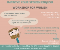 English Workshop For Women