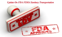 2018 Update on FDA FSMA Sanitary Transportation in Human and Animal Foods