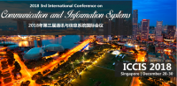 2018 3rd International Conference on Communication and Information Systems (ICCIS 2018)--Ei Compendex and Scopus