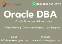 Oracle DBA Online Training | VirtualNuggets