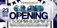 Peregonza Law Group Grand Opening