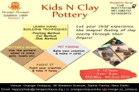 Kids N Clay Pottery