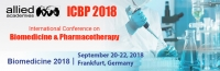 International Conference on Biomedicine & Pharmacotherapy
