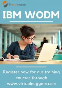 IBM WODM Online Training   WODM Training