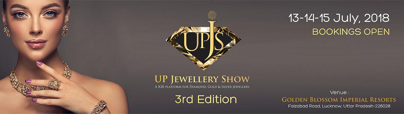 Uttar Pradesh Jewellery Show, Lucknow, Uttar Pradesh, India