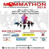 Mommathon 2018 - Mothers Day Marathon In Chennai