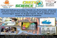 Crazy Science Lab