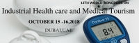 13th World Congress on Industrial Healthcare and Medical Tourism