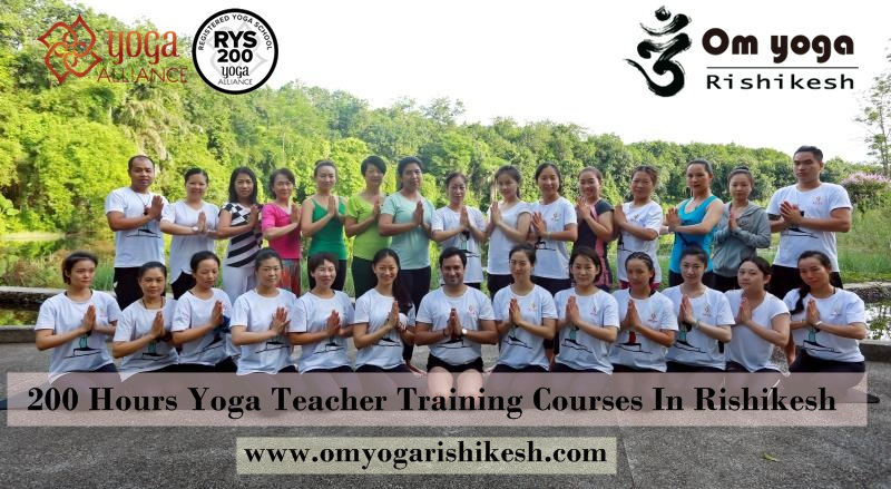 200 Hour Yoga Teacher Training in Rishikesh, India, Pauri Garhwal, Uttarakhand, India