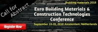 Euro Building Materials & Construction Technologies Conference