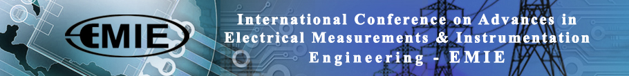 Seventh International Conference on Advances in Electrical Measurements and Instrumentation Engineering, Ernakulam, Kerala, India