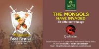 Mongolian Festival is On Swosti Premium Hotel in Bhubaneswar