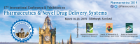 17th International Conference and Exhibition on  Pharmaceutics & Novel Drug Delivery Systems