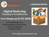 Digital Marketing  free demo in Hyderabad