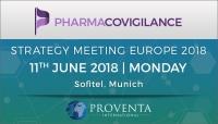 Pharmacovigilance Strategy Meeting Europe 2018