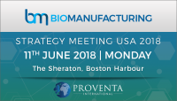 Biomanufacturing Strategy Meeting US East Coast 2018