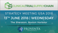 Clinical Trial Supply Chain Strategy Meeting US East Coast 2018
