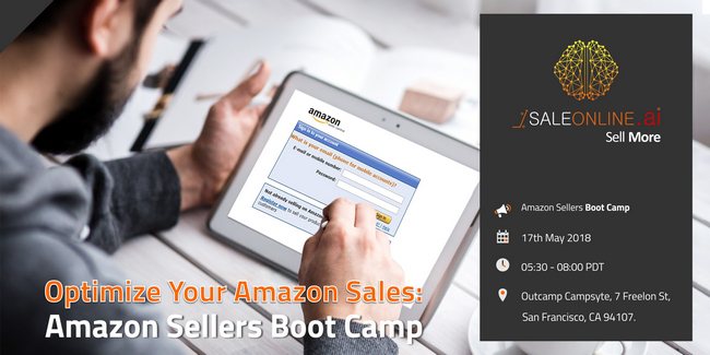 Optimize Your Amazon Sales : Amazon Sellers Boot Camp, San Francisco, California, United States