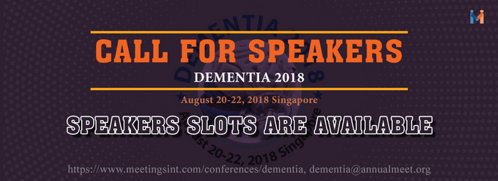 International conference on Dementia and Dementia Care, Central, Singapore