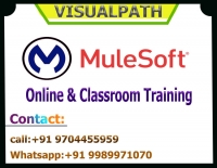 MuleSoft ESB Classroom and Online Training in Hyderabad
