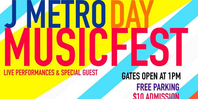 J Metro Day Music Festival, Houston, Texas, United States