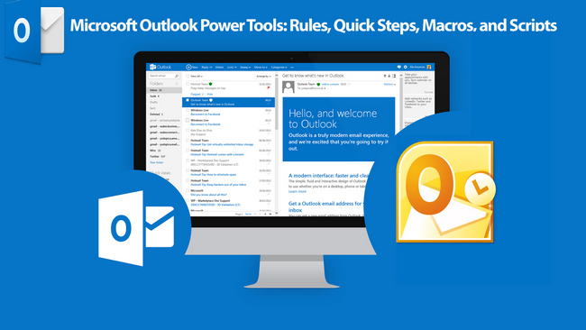 Microsoft Outlook Power Tools: Rules, Quick Steps, Macros, and Scripts, Denver, Colorado, United States
