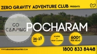 Let's Pitch Tents & Go Camping @Pocharam