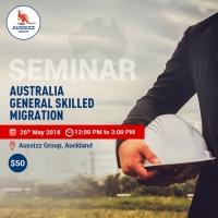 Seminar on Australia General Skilled Migration