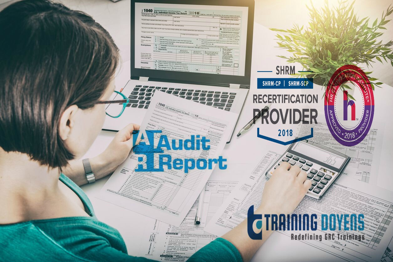 Audit 2020: A New Trend and Approach that Enhances Audit Reporting, Aurora, Colorado, United States