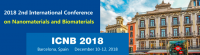 2018 2nd International Conference on Nanomaterials and Biomaterials (ICNB 2018)--EI Compendex, Scopus