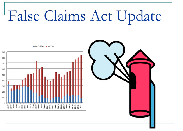 Emerging Trends and Changes in False Claims Act Enforcement: 2018 Outlook, Denver, Colorado, United States