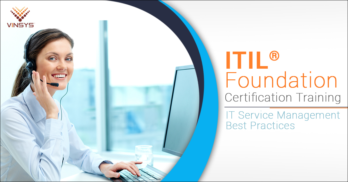 Itil Certification Training In Pune Itil Exam In Pune Vinsys