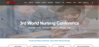 3rd World Nursing Conference