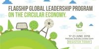 GLOBAL LEADERSHIP  PROGRAM ON THE CIRCULAR ECONOMY