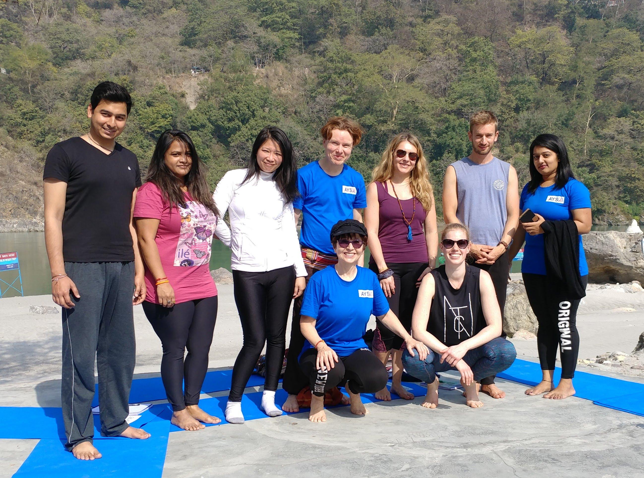 200 Hour Ashtanga Yoga Teacher Training India, Pauri Garhwal, Uttarakhand, India
