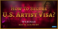 Immigration Seminar: How To Secure U.S. Artist Visa?