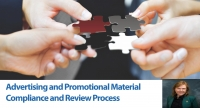 Advertising and Promotional Material Compliance and Review Process