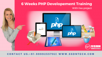6 Weeks PHP Summer Industrial Training in Gurgaon - SSDN Technologies