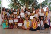 300 hours Yoga Teacher Training in Goa India