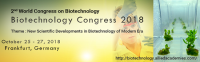 2nd World Congress on Biotechnology