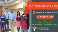 NLP Practitioner Certification – Delhi