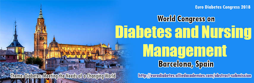 World Congress on Diabetes & Nursing Management, Barcelona, Cataluna, Spain