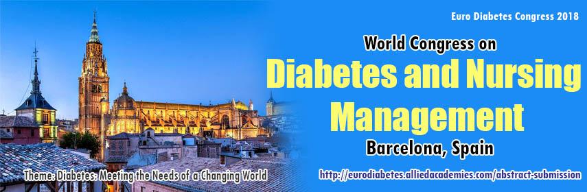 World Congress on Diabetes & Nursing Management, Barcelona, Cataluna, Spain