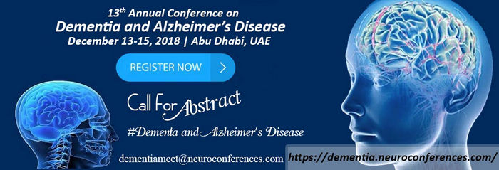 13th Annual Conference on Dementia and Alzheimer's Disease, Abu Dhabi, United Arab Emirates