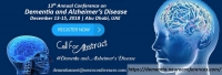 13th Annual Conference on Dementia and Alzheimer's Disease