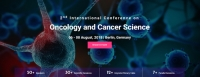 2nd International Conference on Oncology and Cancer Science (ICOCS 2018)