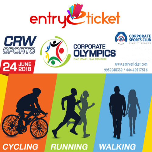 Crw Sports - Corporate Olympics In Chennai, Chennai, Tamil Nadu, India