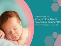 4th Annual Summit on Infancy, Child Nutrition & Development