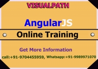 AngularJS Online and Classroom Training in Hyderabad